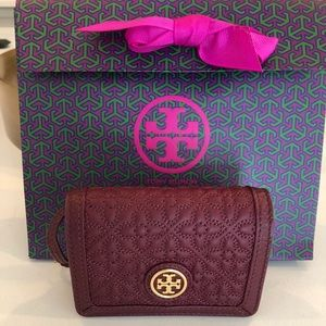 Tory Burch Bryant Foldable Card Case